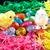 Pasen · speelgoed · voldoen · chick · bunny - stockfoto © jackethead