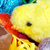 pluizig · Geel · chick · chocolade · ei - stockfoto © jackethead