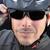 vriendelijk · fiets · koerier · zonnebril · man - stockfoto © jackethead