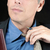 stressed businessman adjusts tie stock photo © jackethead