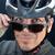 vriendelijk · fiets · koerier · zonnebril - stockfoto © jackethead