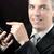 zakenman · tablet · business · technologie · succes - stockfoto © jackethead