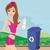 nino · reciclaje · nino · salud · tierra - foto stock © jackybrown