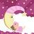 genç · kız · uyku · favori · oyuncak · oyuncak · ayı · kız - stok fotoğraf © jackybrown