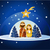 クリスマス · 抽象的な · 実例 · 処女 · 赤ちゃん · イエス - ストックフォト © jagoda