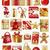 avènement · calendrier · Noël · train · amusement · vacances - photo stock © jagoda
