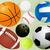 szett · sport · golyók · illusztráció · fehér · futball - stock fotó © jagoda