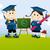de · volta · à · escola · educação · jovem · feliz · estudantes · sorrir - foto stock © jagoda