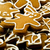 Closeup of gingerbread cookies stock photo © jakatics