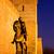 middeleeuwse · ridder · zwaard · schild · stenen · muur · man - stockfoto © jakatics