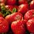 クローズアップ · 赤 · イチゴ · 食品 · 葉 · 健康 - ストックフォト © jakatics
