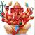 szobor · Isten · India · spiritualitás · vallás · hinduizmus - stock fotó © jakgree_inkliang