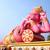 ビッグ · ピンク · 寺 · タイ · ポーズ - ストックフォト © jakgree_inkliang