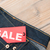 Jeans · Verkauf · Tag · braun - stock foto © jamdesign
