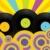 bakelit · borító · grunge · absztrakt · művészet · diszkó - stock fotó © jamdesign