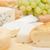 válogatás · különböző · kenyér · friss · ropogós · kenyeres · kosár - stock fotó © jamdesign