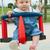 Baby · Swing · glücklich · Sitzung · Park - stock foto © jamdesign