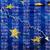 európai · hanyatlás · illusztráció · trendek · szövetség · Euro - stock fotó © jamdesign