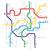 stazione · ferroviaria · line · design · vettore · moderno · città - foto d'archivio © jamdesign