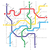 city public transport scheme stock photo © jamdesign