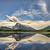 doskonały · refleksji · góry · parku · Kanada · krajobraz - zdjęcia stock © jameswheeler