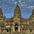Angkor · Wat · tapınak · dramatik · bulutlar · gökyüzü · seyahat - stok fotoğraf © jameswheeler