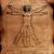 anatomie · kunst · papier · textuur · man · mannen - stockfoto © janaka