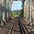 vieux · chemin · de · fer · ville · Pologne · bois · construction - photo stock © janhetman