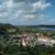 ville · vallée · rivière · banque · Pologne · eau - photo stock © janhetman