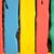 coloré · clôture · texture · peinture · fond - photo stock © janhetman