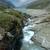écouter · lac · alpes · Suisse · ciel · nuages - photo stock © janhetman