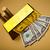 Gold value, ambient financial concept stock photo © JanPietruszka