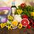 Vitamin · Gesundheit · Fitness · frisches · Obst · Gemüse · Sport - stock foto © JanPietruszka