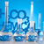 laboratory glass chemistry science formula stock photo © janpietruszka