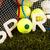 Sports Equipment and grass, natural colorful tone stock photo © JanPietruszka