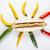 hotdog · mosterd · geïsoleerd · witte · hond · vlees - stockfoto © janpietruszka