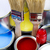 painting time bright colorful tone concept stock photo © janpietruszka