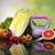 Ernährung · Fitness · Vitamin · Sport · Obst - stock foto © JanPietruszka