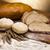パン · 食品 · 背景 · ディナー · 卵 - ストックフォト © JanPietruszka