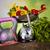 Fitness · Vitamin · frisches · Obst · Gemüse · Gesundheit · Sport - stock foto © JanPietruszka