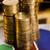 pièces · Finance · métal · banque · or · marché - photo stock © JanPietruszka
