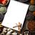 料理の本 · スパイス · 赤 - ストックフォト © janpietruszka