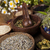 natural remedy mortar and herbs stock photo © janpietruszka