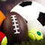 sport equipment and balls natural colorful tone stock photo © janpietruszka