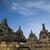buddist temple borobudur yogyakarta java indonesia stock photo © janpietruszka