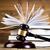droit · juge · justice · studio · bois · marteau - photo stock © janpietruszka