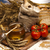 választék · teljes · kiőrlésű · kenyér · étel · háttér · kenyér · vacsora - stock fotó © JanPietruszka