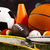 スポーツ用品 · 詳細 · 自然 · カラフル · スポーツ · サッカー - ストックフォト © janpietruszka