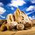 geleneksel · ekmek · doğal · renkli · gıda · doğa - stok fotoğraf © JanPietruszka