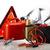 ayarlamak · otomobil · parçaları · araba · pil · canlı · moto - stok fotoğraf © janpietruszka